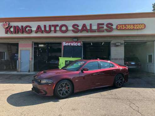 2018 Dodge Charger R/T Scat Pack☎️CALL US TODAY: ☎️ for sale in Detroit, MI