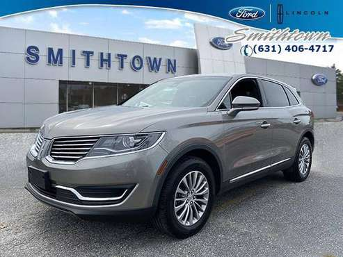 2017 Lincoln MKX Select AWD SUV - cars & trucks - by dealer -... for sale in Saint James, NY