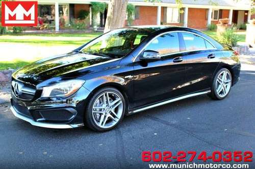 2014 Mercedes-Benz CLA 45 AMG for sale in Phoenix, AZ