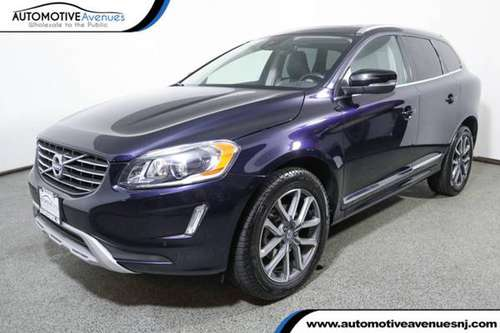 2017 Volvo XC60, Bright Silver Metallic for sale in Wall, NJ