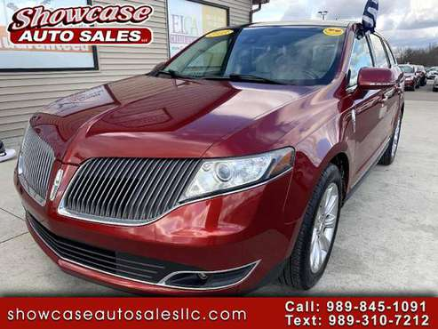 2013 Lincoln MKT 4dr Wgn 3.7L FWD - cars & trucks - by dealer -... for sale in Chesaning, MI