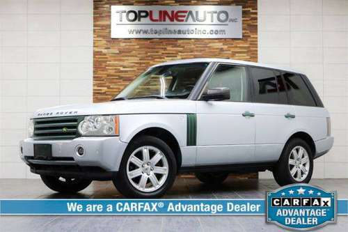 2007 Land Rover Range Rover 4WD 4dr HSE FINANCING OPTIONS! LUXURY... for sale in Dallas, TX