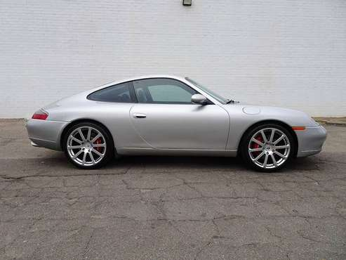 Porsche 911 Carrera 2D Coupe Sunroof Leather Seats Clean Car Low Miles for sale in washington, DC, District Of Columbia