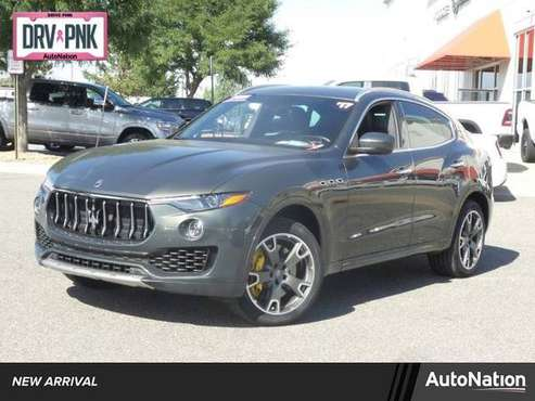 2017 Maserati Levante S AWD All Wheel Drive SKU:HX260967 for sale in Centennial, CO