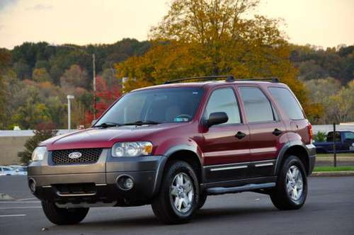 2006 Ford Escape XLT AWD 95K Miles Alloy New Tires PA INSPECTED... for sale in Feasterville Trevose, PA