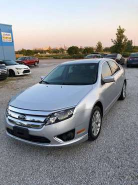 2012 Ford Fusion SEL - cars & trucks - by dealer - vehicle... for sale in Lincoln, NE