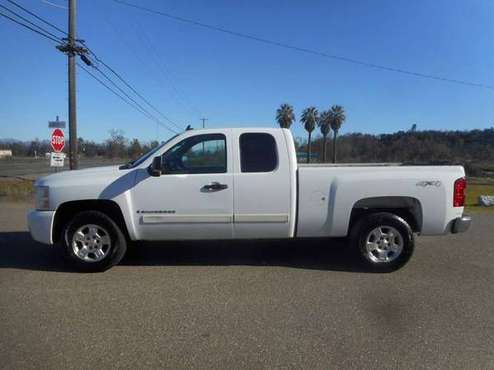 REDUCED PRICE!!!! 2007 CHEVY 1500 EXTENDED CAB 4X4 SILVERADO for sale in Anderson, CA