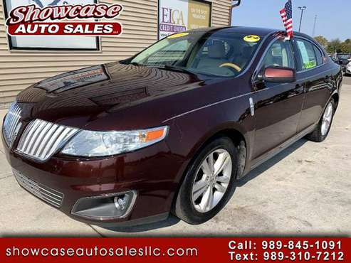 2010 Lincoln MKS 4dr Sdn 3.7L FWD - cars & trucks - by dealer -... for sale in Chesaning, MI