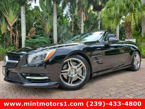 2013 Mercedes-Benz SL-Class Sl 550 for sale in Fort Myers, FL