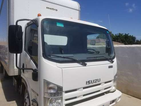 2015 ISUZU NQR low miles for sale in Rosemead, CA