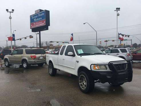 2003 FORD F150 EXT -- WE FINANCE~PREV REPOS OK ~ -- for sale in Garland, TX