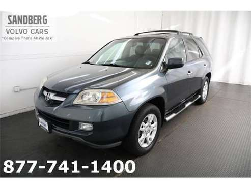 2006 Acura MDX Touring for sale in Lynnwood, WA