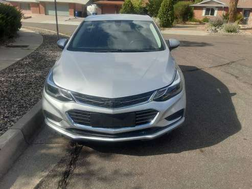 2017 Chevy Cruze LT NEW for sale in Santa Fe, NM