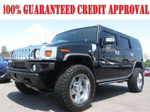 2007 HUMMER H2 SUV -WE FINANCE EVERYONE! CALL NOW!!! for sale in Manassas, VA