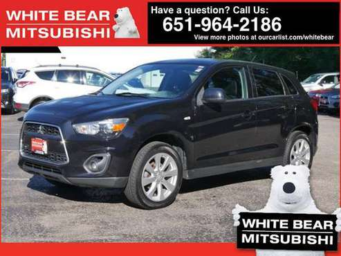 2015 Mitsubishi Outlander Sport ES for sale in White Bear Lake, MN