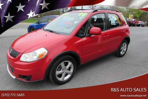 2008 SUZUKI SX4 AWD LOW MILES 99K VERY CLEAN (ALL CREDIT OK) for sale in Linden, PA