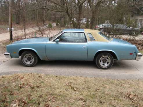 1977 Cutlass Supreme for sale in Fruitport, MI