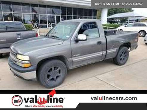 2000 Chevrolet Silverado 1500 GRAY SEE IT TODAY! for sale in Austin, TX