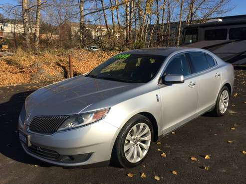 2013 Lincoln MKS V6 / Auto Start - cars & trucks - by dealer -... for sale in Anchorage, AK