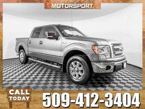 2014 *Ford F-150* XLT XTR 4x4 for sale in Pasco, WA
