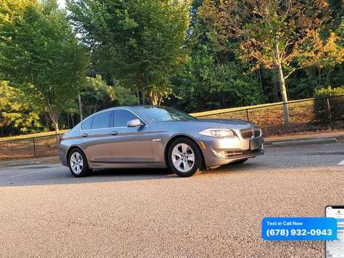 2012 BMW 528 XI Call/Text for sale in Dacula, GA