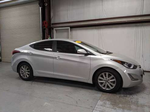 2015 Hyundai Elantra, Bluetooth, Cold AC, Great On Gas!!! for sale in Madera, CA