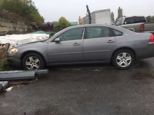 2006 Chevy impala for sale in Pawtucket, RI