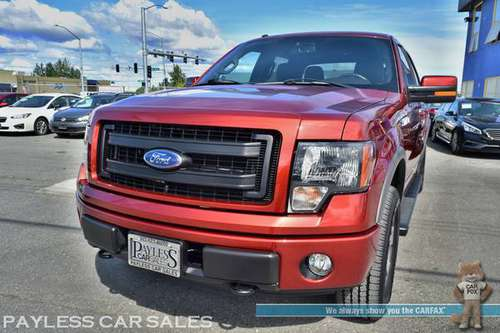 2014 Ford F-150 FX4 / 4X4 / Crew Cab / Power Driver's Seat / Sync for sale in Anchorage, AK