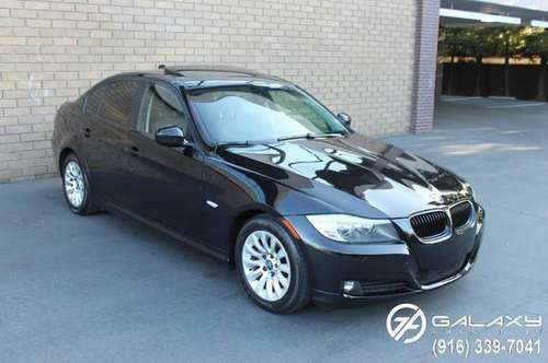 2009 BMW 328I SEDAN - PREMIUM PACKAGE - BLACK ON BLACK - LEATHER -... for sale in Sacramento , CA
