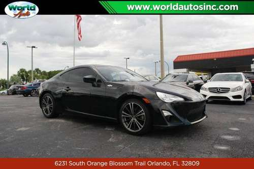 2016 Scion FR-S 6MT $729 DOWN $90/WEEKLY for sale in Orlando, FL