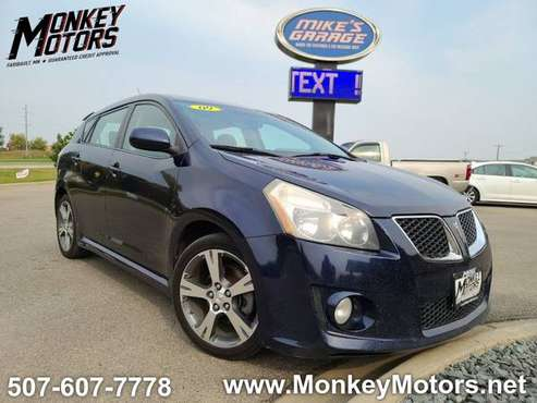 2009 Pontiac Vibe GT 4dr Wagon - cars & trucks - by dealer - vehicle... for sale in Faribault, MN