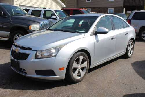 2011 Chevy Cruze LTZ, Leather, Auto, Alloys, LOADED! for sale in Omaha, NE