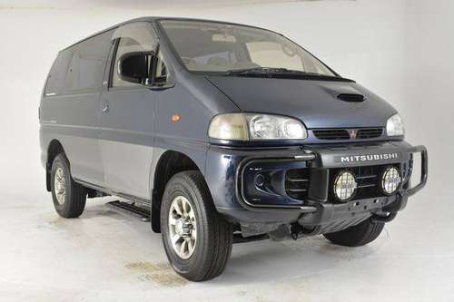 1994 Mitsubishi Delica L400 Exceed Turbo Diesel 4WD !!! Vanagon... for sale in Philadelphia, PA
