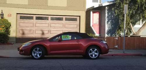 2008 Mitsubishi Eclipse Spyder GS for sale in Hermosa Beach, CA