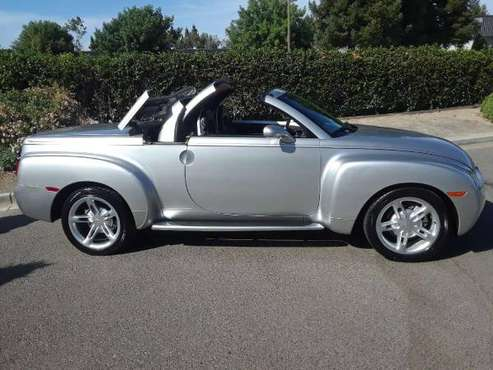 2004 Chevy SSR Convertible for sale in Modesto, CA