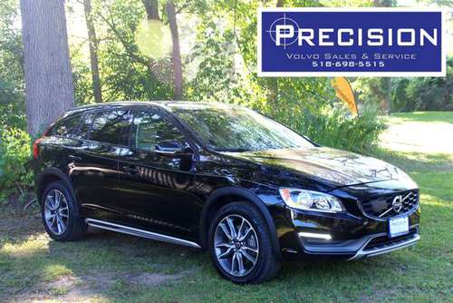 2015.5 Volvo V60 T5 AWD Cross Country – Black for sale in Schenectady, VT