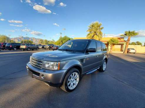 2008 Land Rover Range Rover Sport HSE.............WE FINANCE.......... for sale in Tucson, AZ