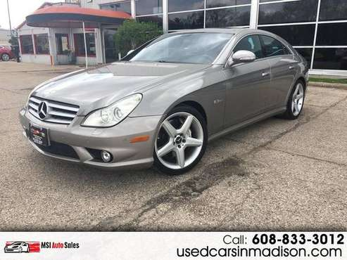 2007 Mercedes-Benz CLS-Class CLS63 AMG 4-Door Coupe for sale in Middleton, WI