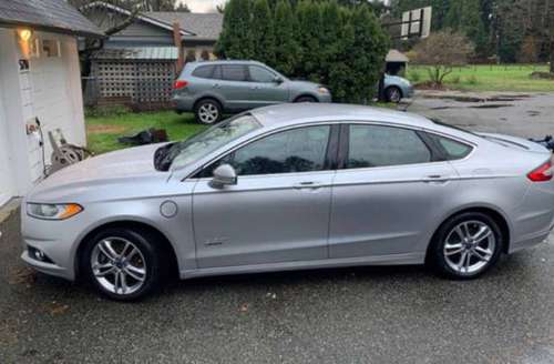 Ford Fusion Energi Titanium plug for sale in Redmond, WA