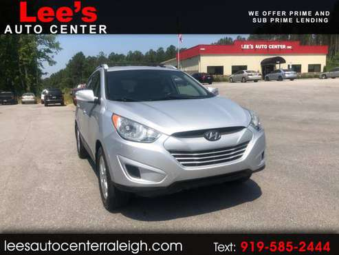2012 Hyundai Tucson FWD 4dr Auto GLS for sale in Raleigh, NC
