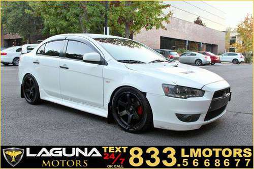 2011 Mitsubishi Lancer DE for sale in Laguna Niguel, CA