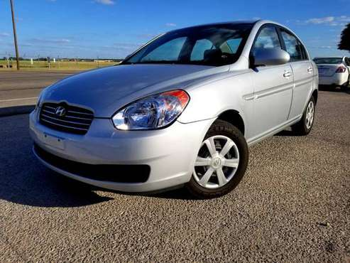 2006 HYUNDAI ACCENT with 16k miles for sale in Fort Worth, TX