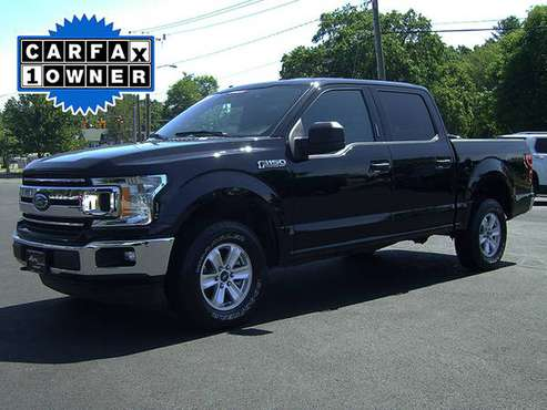 ★ 2018 FORD F-150 XLT SUPERCREW - 4WD, ECOBOOST V6, ALLOYS, MORE for sale in Feeding Hills, MA