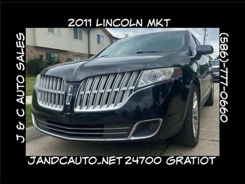 2011 Lincoln MKT 3.7L AWD - cars & trucks - by dealer - vehicle... for sale in Eastpointe, MI