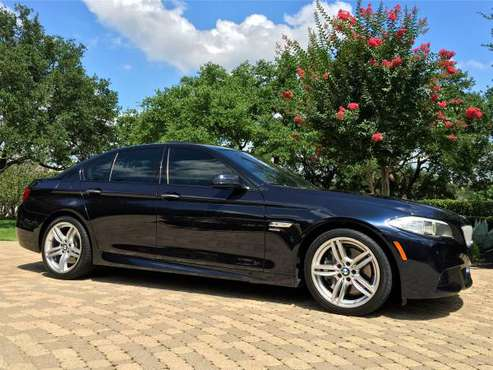 2012 BMW 550i M-Sport X-Drive - Rare Combo for sale in Austin, TX