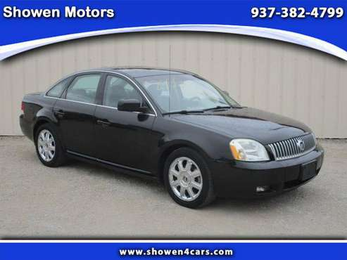2007 Mercury Montego Premier for sale in Wilmington, OH