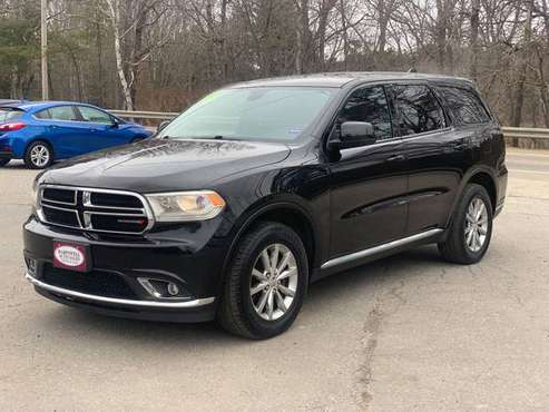 2016 Dodge Durango WE FINANCE ANYONE!!! for sale in Harpswell, ME