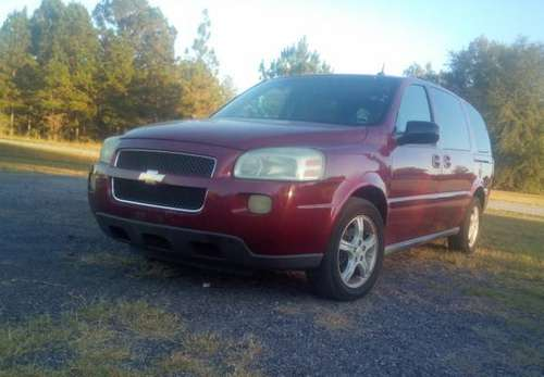 2005 Chevy Uplander LS - Only 179k miles, Drives great, travel-ready for sale in Gaston, SC