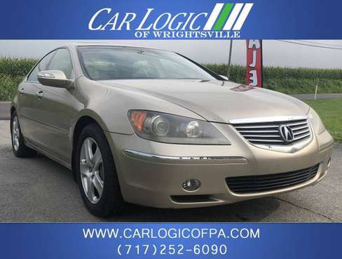 2005 Acura RL SH-AWD for sale in Wrightsville, PA