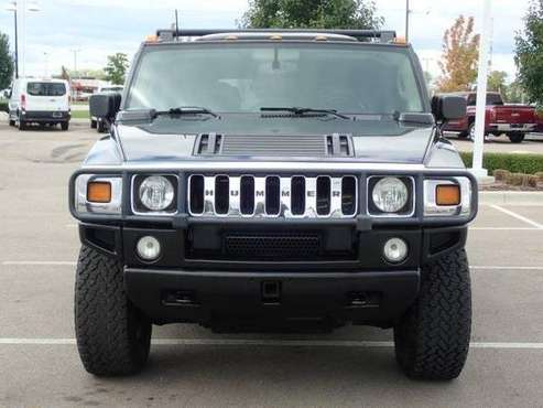 2003 Hummer H2 SUV Base (Black) GUARANTEED APPROVAL for sale in Sterling Heights, MI